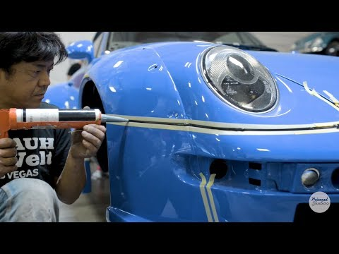 RAUH-WELT Portland Build #3 - Porsche  993 | 503 Motoring Reservoir Dog | FULL SCREEN EDITION (4K)