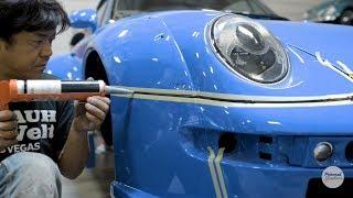 Download RAUH-WELT Portland Build #3 - Porsche  993 | 503 Motoring Reservoir Dog | FULL SCREEN EDITION (4K) Mp3 and Videos