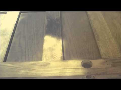 видео: Очистка сажи и копоти с дерева