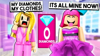 Hater Hacked My Account And Stole All My Diamonds! (Roblox)
