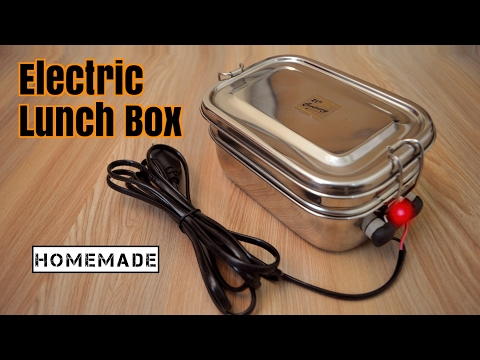 How to Make a Hot Electric Lunch Box - Homemade