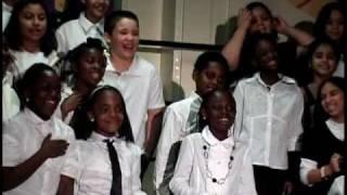 """PS22 Chorus """"DOMINICK THE DONKEY"""" (4th Grade!)"""