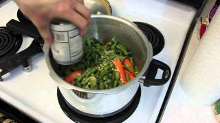Cooking with Joe - Easy Pressure Cooker Ham and Veggies