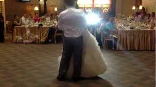 Свадьба Алены и Алексея 24 августа 2012 - Первый танец