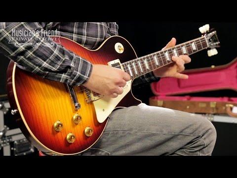 Gibson Custom 2015 True Historic 1959 Les Paul Reissue Electric Guitar