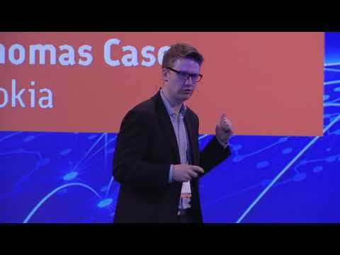 Thomas Casey, Nokia, Enablers for Travel Ecosystem, D.Day for Travel