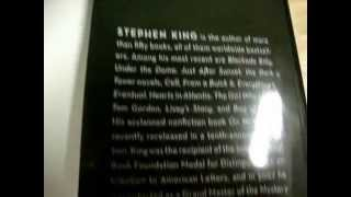 Recognizing First Edition Full Dark, No Stars by Stephen King