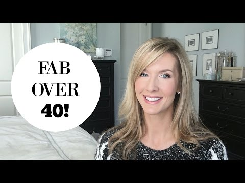 FAB OVER 40: TIPS TO LOOK & FEEL YOUR BEST | COLLAB w/ RISA DOES MAKEUP | CHATTY!
