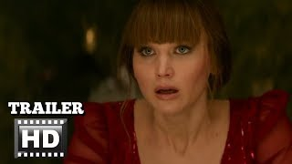 Red Sparrow Official Trailer 2018 (HD) Jennifer Lawrence