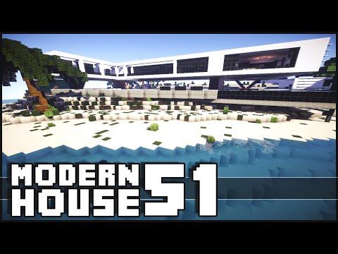Minecraft - Modern House 51