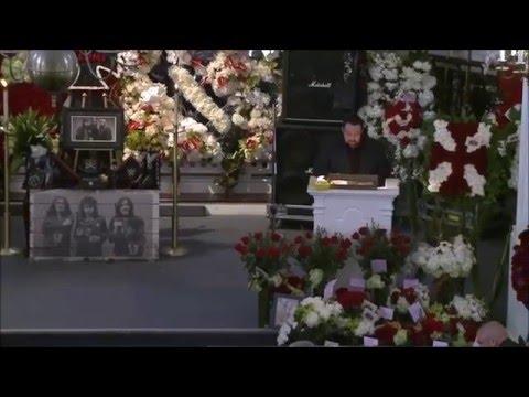 "Ian ""Lemmy"" Kilmister - Funeral"