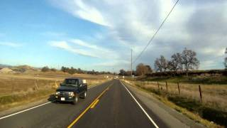 Chico California to Paradise California on neal Road