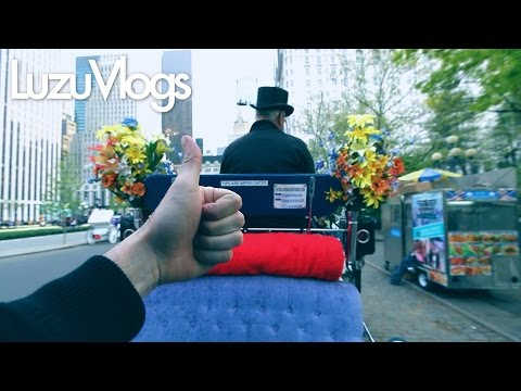 HACIENDO AMIGOS EN NEW YORK - LuzuVlogs