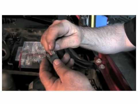 2002 f150 headlight wiring diagram 1999 toyota camry fuse box relay test - youtube