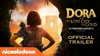 Dora & the Lost City of Gold | Official Trailer | Dora the Explorer | Nick