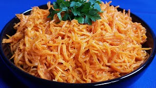 Морковь по-корейский пошаговый рецепт