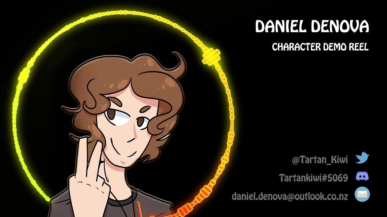 Daniel Denova Character Demo Reel