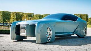 Le 5 Auto Futuristiche Più Rare del Pianeta
