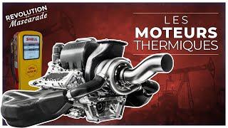 #09 - Les Moteurs thermiques, le match Essence/Diesel - Le Point Genius