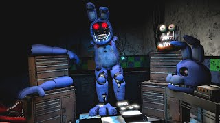 [FNAF Help Wanted] Repairing Withered Bonnie Game-play Animation - Five Nights at Freddy's VR