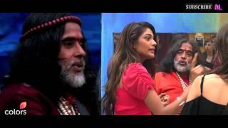 Repeat youtube video Bigg Boss 10 Episode 2: VJ Bani, Manveer Gujjar and Om Swami - a look at the drama kings!