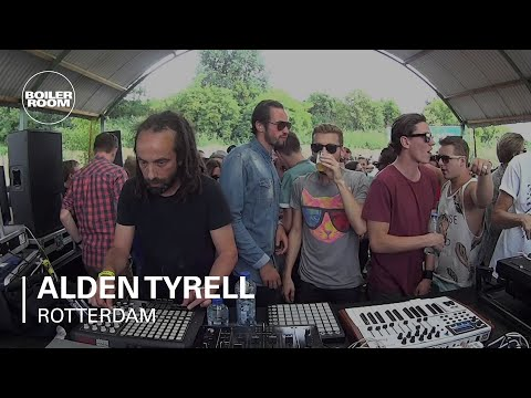 Alden Tyrell Boiler Room x Expedition Festival Rotterdam Live Set