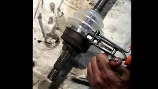 Замена пыльников Шрус Mitsubishi Galant, vr-4 ,lancer ,Colt, evolution mmc