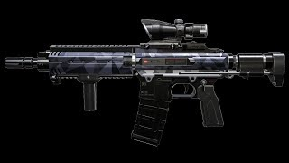 A.V.A 戰地之王 HK416C Steel Edge 鋼鐵之翼 Recoil Test 彈道測試