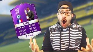 WE GOT 92 KANTE! FIFA 17 Ultimate Team