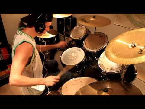 Drum Cover Jesus PS - SlipKnot - Dead Memories (HD 1080p)
