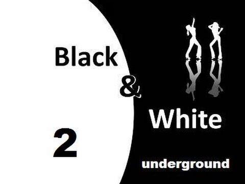 BLACK WHITE UNDERGROUND - VOL 2 - CD COMPLETO