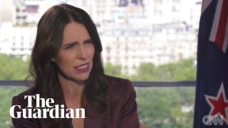 Jacinda Ardern on US gun laws: 'I do not understand the United States'