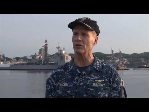 Navy identifies USS Fitzgerald sailors killed in collision