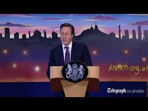 David Cameron launches programme for troubled families