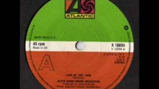 alfie khan sound orchestra - law of the land