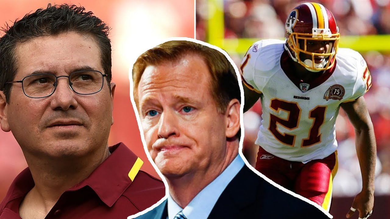 Sean Taylor to become third player in Washington Football Team ...