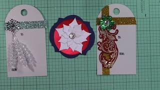 Christmas Cards Week 9 Gift Tags