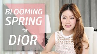HOW-TO || Blooming Spring for Dior || NinaBeautyWorld