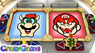Super Mario Party - All 2 vs 2 Minigames Gameplay (2 Player)