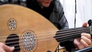 Nuri Karademirli - Hüzzam Ud Taksimi