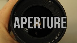 Film and Photography | Aperture