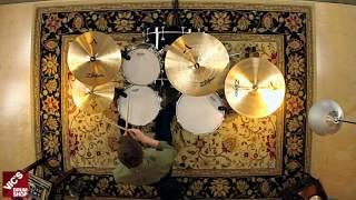 "Zildjian Avedis 16"" Medium Thin Crash Cymbal"