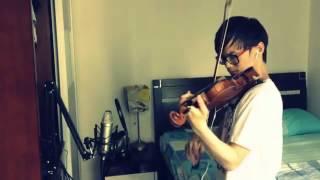 容祖兒 天窗 Tian Chuang Joey Yung [Violin][小提琴] KK Yim Violin Cover