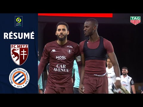 Metz Montpellier Goals And Highlights