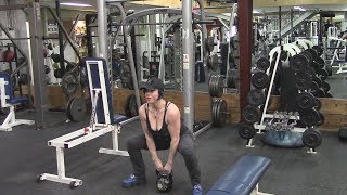Brittany Leigh Full Workout 10-01-2017 - Leg & Glute Specialization