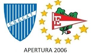 Godoy Cruz 1 - Estudiantes 3