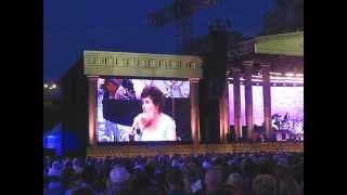 Concert Andre Rieu, vineri 5 iunie 2015 (5.06.2015), Bucuresti, Piata Constitutiei 6