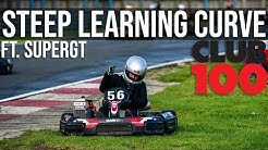 Facing The Reality Of Being An Amateur Kart Driver