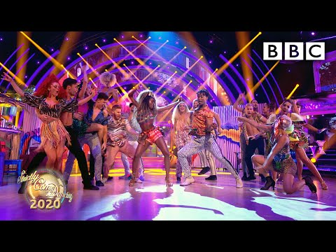 Strictly Pros throw a colourful Afro-Latin street party - Week 1 ✨ BBC Strictly 2020