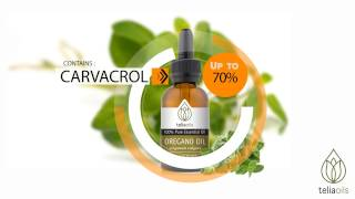 Product Commercial- Oregano Oil